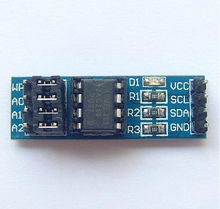 AT24C256 256K Serial EEPROM module I2C EEPROM Data Storage Module PIC