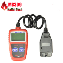 2017 Professional Autel MaxiScan ms309 OBD2 OBD II Scanner CAN BUS Code Reader Car Diagnostic Tool MS309