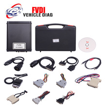2014 FVDI ABRITES Commander with 18 software Auto Diagnostic Tool Code Reader DHL Free Shipping On Promotion
