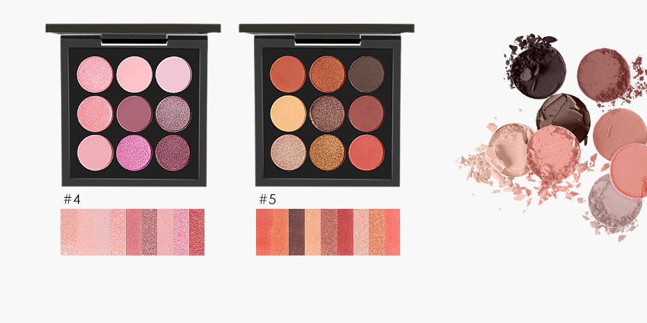 High Pigmently Eyeshadow Palette (4)