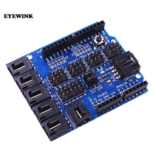 Eyewink Сенсор Щит V4 цифровой аналоговый модуль Плата расширения для Arduino(China)