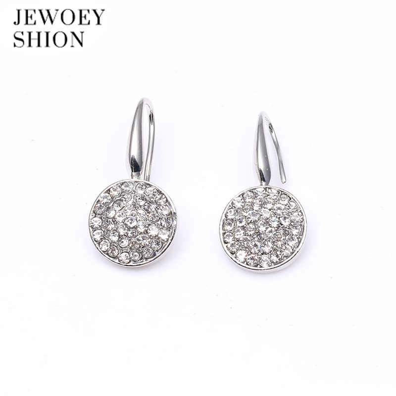 Detail Feedback Questions about JEWOEY SHION Hot Sale Sterling Dazzling  Droplets Pandora Earrings For Women Compatible With Original Brand Jewelry  Gift on ...