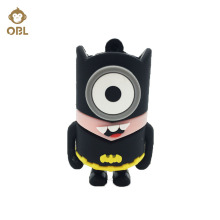2016 Minions Batman Man Hero Disk USB Stick Pendrive Stick Storage Device USB Flash Drive 128GB 64GB 32GB 16GB 8GB 4GB Pen Drive