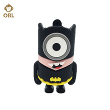 Buy 2016 Minions Batman Man Hero Disk USB Stick Pendrive Stick Storage Device USB Flash Drive 128GB 64GB 32GB 16GB 8GB 4GB Pen Drive for $2.98 in AliExpress store