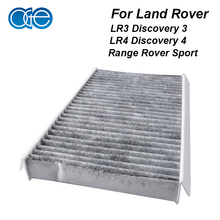 Car Parts Carbon Cabin Filter For LR3 Discovery 3 / LR4 Discovery 4 / Range Rover Sport Accessories OEM:LR023977 JKR500020