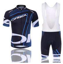 New Orbea Cycling jerseys 2015 Cycling clothing bicycle wear maillot ciclismo jersey 3D gel pad high quality free shipping