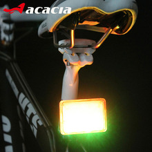 Acacia Cycling Tail Light 12 LEDs Bicycle Safe Warning Rear Light Lamp Mountain Road Bike Light 06321