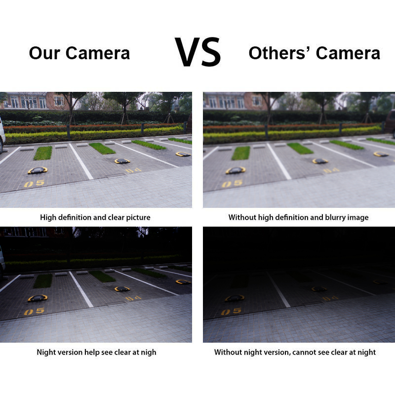 Dynamic Track Rear View Camera For BMW 3 Series 5 Series BMW E39 E46 Backup Night Vision Vehicle Camera Parking Assistance 4