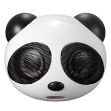 Panda USB Stereo Speaker For Laptop C6 5, iPod(China)