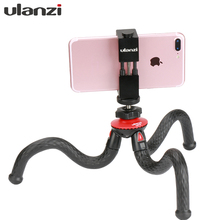 Ulanzi Octopus Travel Tripod UFO Mini Table Tripod Monopod with Ballhead for iPhone X Samsung Gopro Hero Nikon Camera Filmmaker(China)