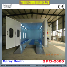 SPO-2000 car painting spray booth automotive paint booth portable spray booth