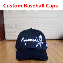 Custom Baseball Trucker Mesh  Caps Hats casquette Flat Curved peak Adjustable Snapback China Factory