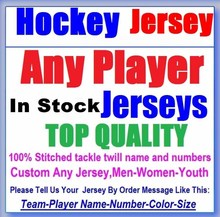 In Stock Player Jerseys - Hockey/Baseball/Basketball/Football Jerseys Mens Woman Kid Youth Vintage Jersey USA CANADA Australia