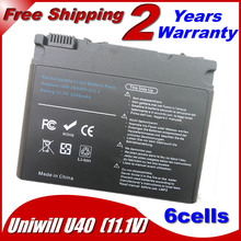 JIGU Laptop Battery For Advent 6441 6551 6552 6553 6650  9115 9315 9415 K1301 KC500 KC500-P KC550 Series For HAIER A600 A6000