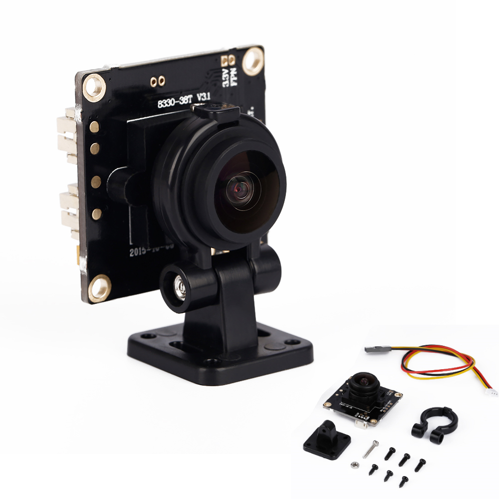 1pcs 800 TVL FPV HD COMS Camera 168 Degree Wide Angle Lens for FPV Multicopters NTSC PAL<br><br>Aliexpress