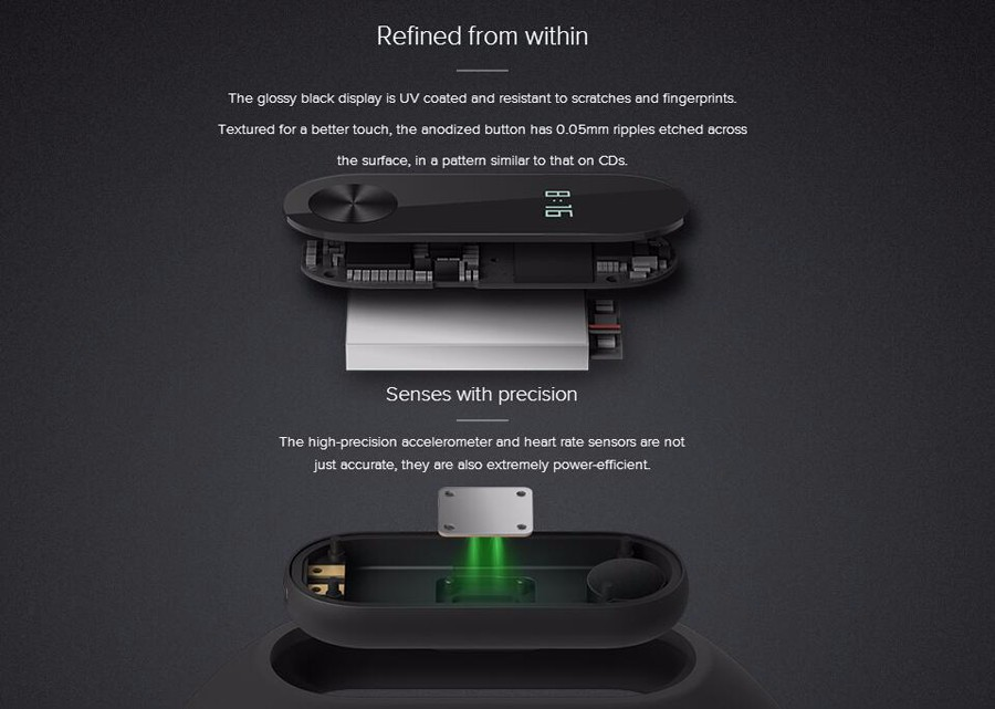 Global Original Xiaomi Mi Band 2 With Passometer Activity Tracker Xaomi Smart Bracelet Fitness Watch For Xiomi Miband2 Miband 2 14