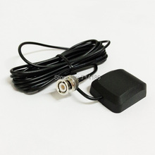Brand New RF Car GPS Antenna With BNC Male Connector Plug Type Cable length 3M