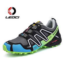Men Running Shoes Trend Run Athletic Trainers Non-slip Outdoor Sport Shoes Men Sneakers Speedcross Chaussure Homme Zapatillas