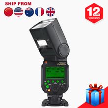 Yongnuo YN968N HSS TTL Wireless Flash Speedlite Master Slave for Nikon D3 D4 D40 D80 D90 D300 D600 D700 D800 D5100 D5500 D7200(Hong Kong)