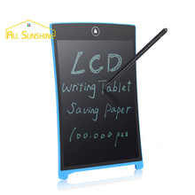 8.5 Inch LCD Writing Tablet Electronic Small Blackboard with Pen Portable Mini Writing Drawing Tablet Board Paperless Office