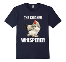 Shirts Homme Novelty Tshirt Men The Chicken Whisperer Shirt - Funny Farmer T-shirt