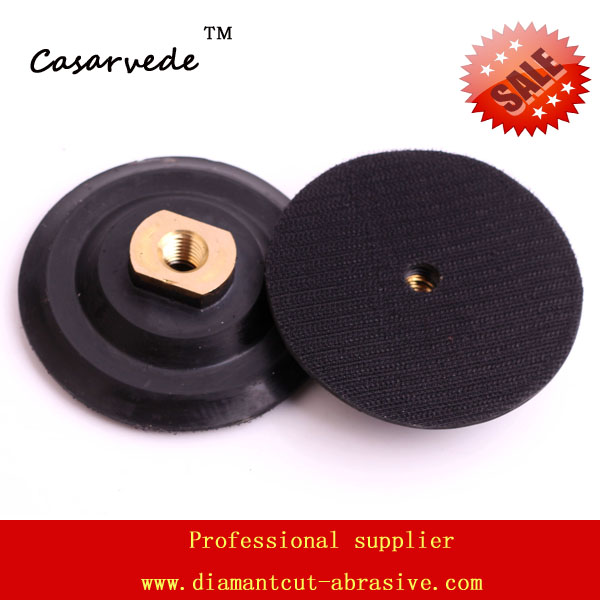 5 inch super flexible Rubber backer pad backer holder for 5/8-11 Angle grinder<br><br>Aliexpress