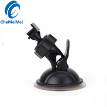 CheMeiMei 360 Degree Auto Tachograph GPS Navigation Sucker Mount Bracket Car DVR Holder for Vehicle Video Recorder Cam GT300 G30(China)