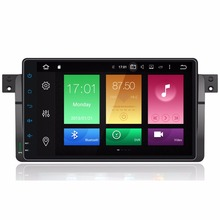 "9"" Touch Screen Octa-core Android 6.0 Car GPS Recorder For BMW E46 M3 1998-2005 Rover 75 MG ZT  WIFI 4G Mirror Screen 2G RAM BT"