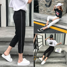 Cheap wholesale 2017 new Autumn Winter Hot selling women's fashion casual Popular long Pants   X34-171026Z