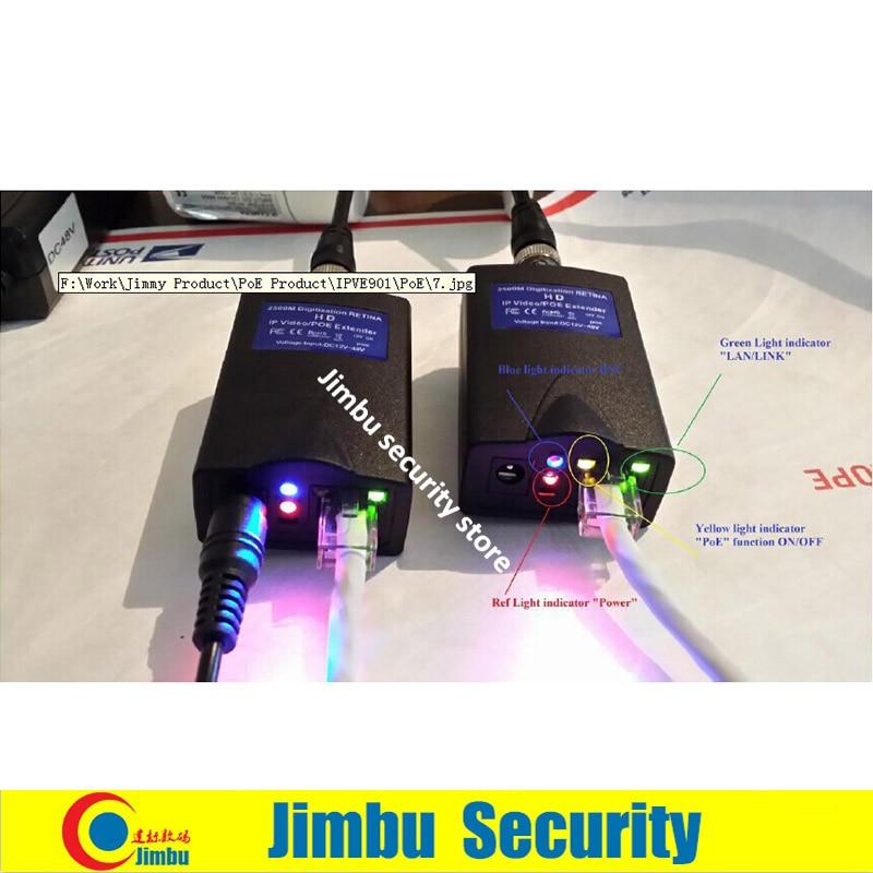IPC coaxial transmission Hd network line turn extender network coaxial cable transmission of 2000<br>