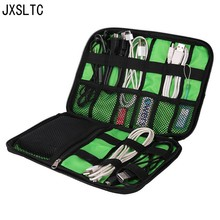 Unique fashion design Travel Digital storage bag waterproof Data lines Finishing package USB power cord Storage package
