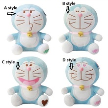 fillings toy cute rich expression Doraemon plush toy soft throw pillow toy gift b4904