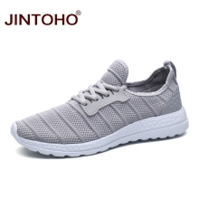 JINTOHO Big Size Valentine Running Shoes Breathable Mesh Men Shoes Summer Men Sneakers Cheap Lady Sport Shoes Women Sneakers