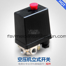 High Quality 1 Pcs Heavy Duty Air Compressor Pressure Switch Control Valve dental oli free compressor spare parts
