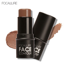 Focallure Foundation Eye Concealer Creamy Contour Stick Brand Stick Facial Makeup Mineral Contour Highlighter Powder Concealer(China)