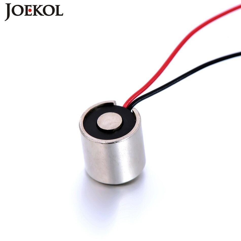 New arrival JK50/35K DC 12V 24V Degaussing Electric Magnet Lifting 60KG Electromagnet Non-standard custom<br>