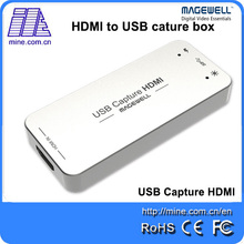 Magewell USB Capture HDMI video capture box usb3.0 capture card game capture card