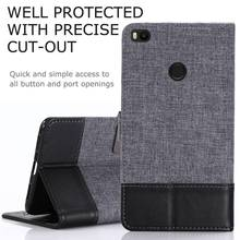 Buy Retro Wallet Leather Case Xiaomi Mi Max 2 Mi 5X 6 5C 5s Plus Canvas Patchwork Flip Cover Magnetic Stand Holder Fundas Cases for $3.33 in AliExpress store
