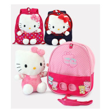 Baby Backpack Child School Bag Cartoon Hello Kitty /Transformers Backpack Kid Kindergarten Schoolbag For Kid Mochila
