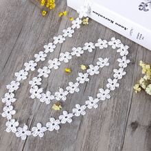 Buy David accessories Flower Lace Trim Embroidery Ribbon Garment Accessories 1 yard,DIY handmade materials,Sewing Supply,1Yc2208 for $1.05 in AliExpress store