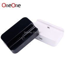 OneOne base Sync Data Charge Dock adapter For iPhone 6 6 Plus 5 5S Docking Station wholesale 50pcs/lot(China)