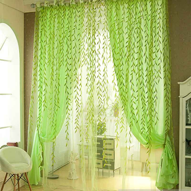 Willow-Curtains-green55d