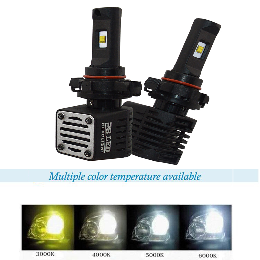 2017 New Arrival All-in-One Car Headlights H7 LED Bulb Auto Front Light Bulbs H15 H8 H11 9005 4000LM 40W Car Headlamp Fog Light<br>