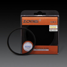 Zomei 52/55/58/62/67/72/77mm Special Effect Soft Focus Filter Diffusion Filter for Canon Nikon Sony Olympus Pentax Samsung Lens(China)