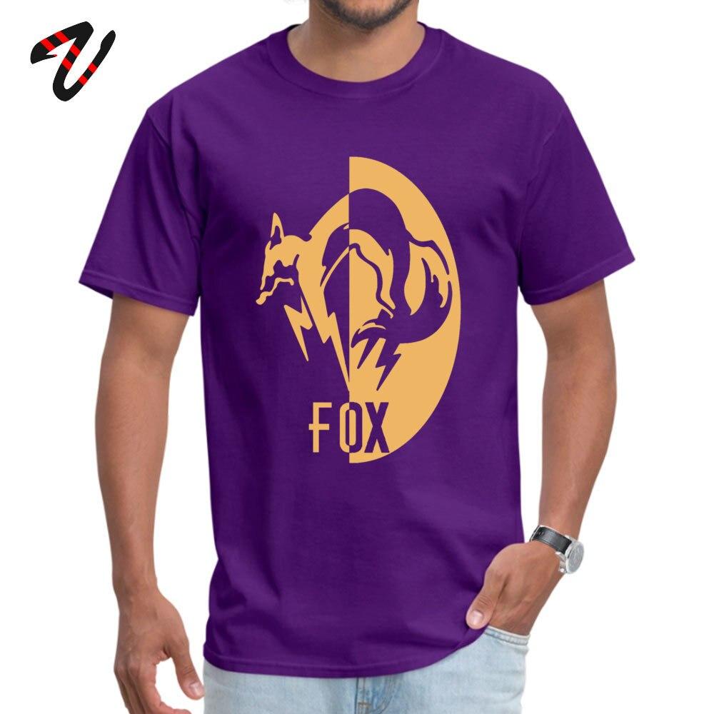 Boy Designer Party Tops Shirts Crew Neck Summer Cotton Tshirts Casual Short Sleeve FoxHound logo T-Shirt Drop Shipping FoxHound logo 2255 purple