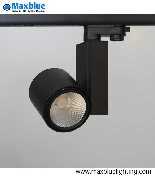 20W COB LED Track light for Shopping Mall/ Clothing Store Lighting Lamp CREE COB Ra80+ Track Light<br>