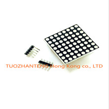 MAX7219 dot matrix module microcontroller module DIY KIT
