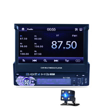RK-7158B Stereo Car Radio MP5 GPS Navigation Bluetooth Handsfree Call 1 DIN 7 inch Touch Auto Screen Car Monitor SD USB Charger