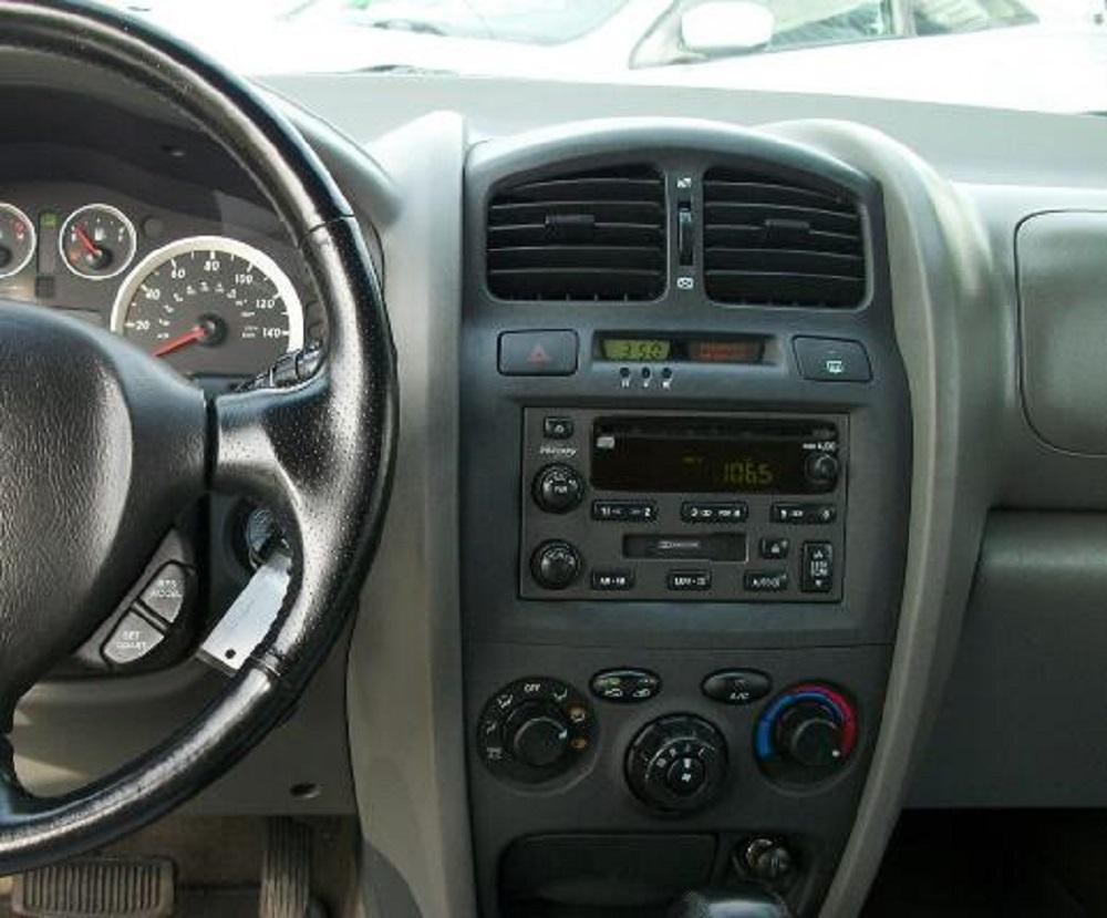 Hyundai Santa Fe 2006~2012-1