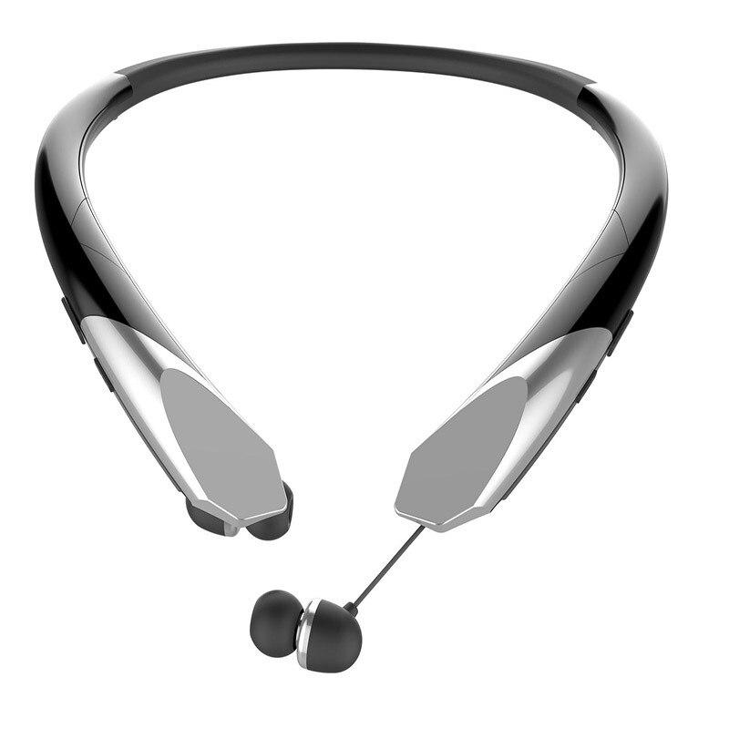 WPAIER HX-911 Wireless Bluetooth headphone Waterproof outdoor sport Bluetooth headset Neckband High-grade subwoofer earphone